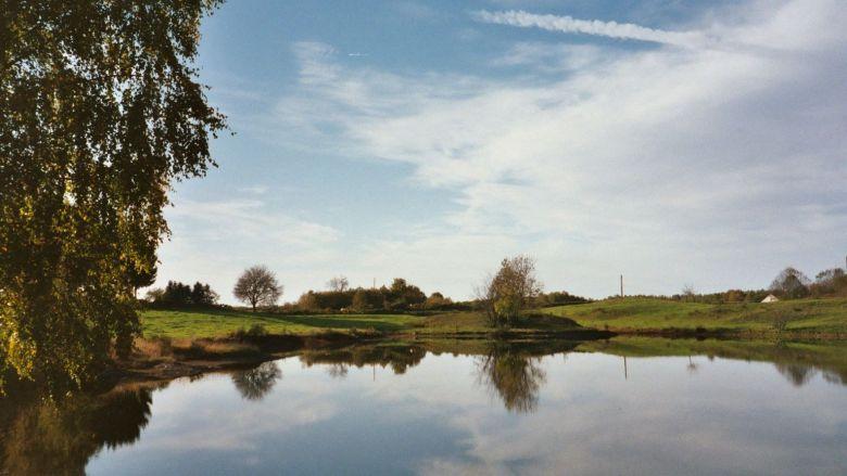 La zone dite des Milles étangs s'étend sur 220 kilomètres carrés en Haute-Saône. / © Jean-François Fernandez/ Maxppp.