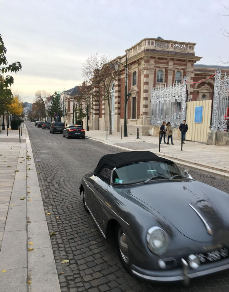 L'avenue de Champagne à Epernay. / © FTV