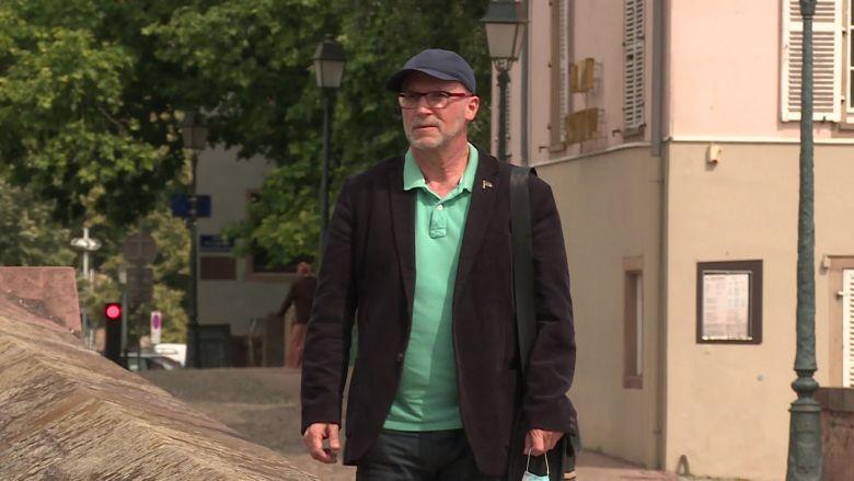 François Muller, un guide touristique, sans touristes / © Marie-Christine Lang