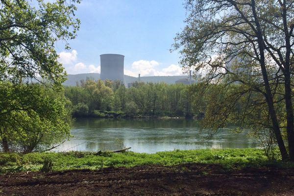 Travaux sur le nouveau tronçon de la Voie verte entre Ham sur Meuse et Chooz en 2019
