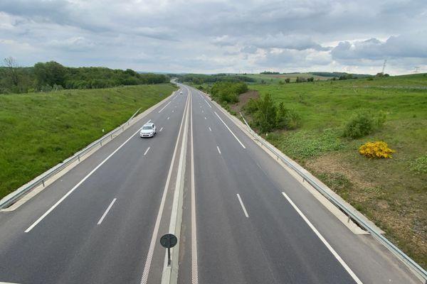 L'autoroute A304, mise en service en juillet 2018