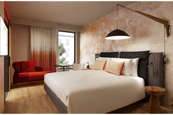 Le LEONOR dispose de 116 chambres et suites.